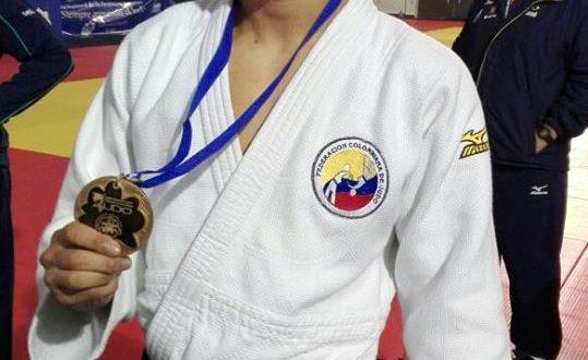 Juan Pablo Hernández, tercero en el ranking mundial de Judo