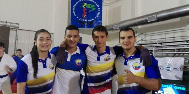 Finalizó en Córdoba, Argentina, el Campeonato Panamericano y Suramericano de Judo.