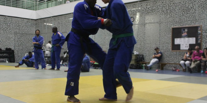 Todo listo para la Copa Verano de Judo.