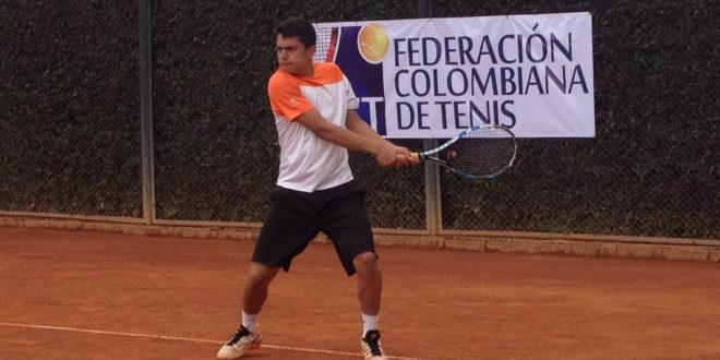 Sergio Hernández, jugará la quinta final de su carrera en el Circuito Mundial Júnior.