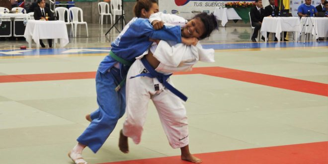 Buen balance dejó para Antioquia el Campeonato Nacional de Judo.
