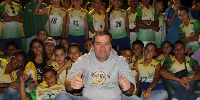Inició en Jericó la Final Departamental A de los Juegos Supérate  Intercolegiados.