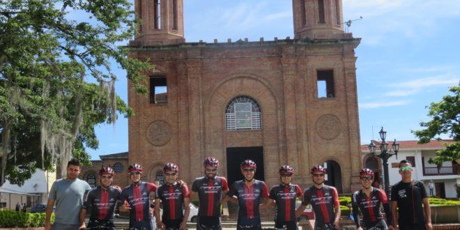 En Vuelta a Santander, continúa preparación del GW Shimano hacia el Clásico RCN.