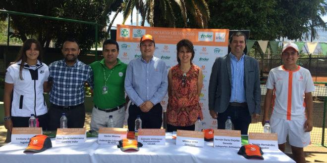 Circuito Celsia de Tenis, la forma de construir el futuro deportivo en Colombia.