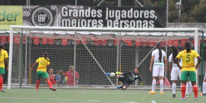 Antioquia estará en la Final Prejuvenil Femenina.