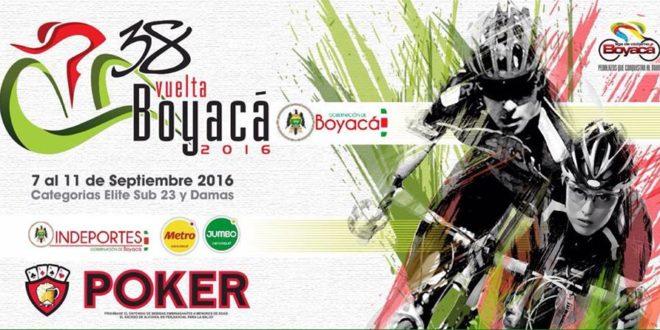Mañana inicia la Vuelta a Boyacá.