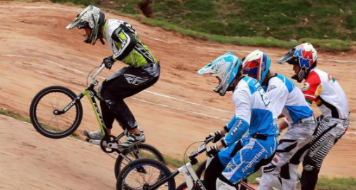 Copa Latinoamericana de BMX en Perú.