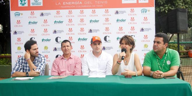 Medellín vuelve a vivir la fiesta del tenis internacional.