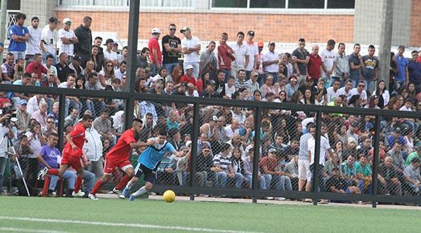 Torneo Intermunicipal de fútbol Guatapé