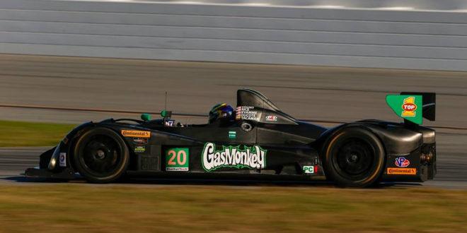 Gustavo Yacamán estará en las 24 horas de Daytona