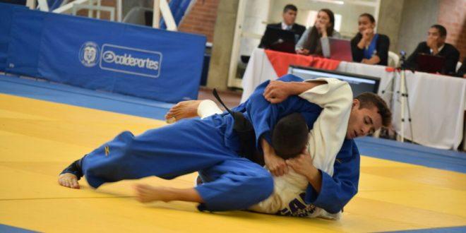 Seis judocas antioqueños vestirán la tricolor en Panamericano Mayores