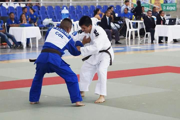 Cortesía Liga Antioqueña de Judo