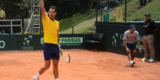 La ciudad de Medellín está lista para recibir de nuevo la Copa Davis