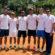 Presentación de los equipos Copa Davis