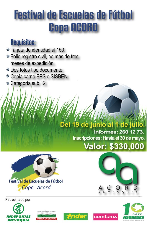 Festival de Escuelas de Fútbol
