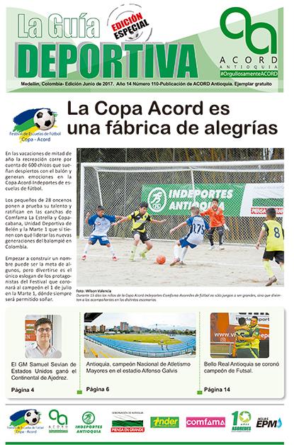 Guía Deportiva - Junio 2017
