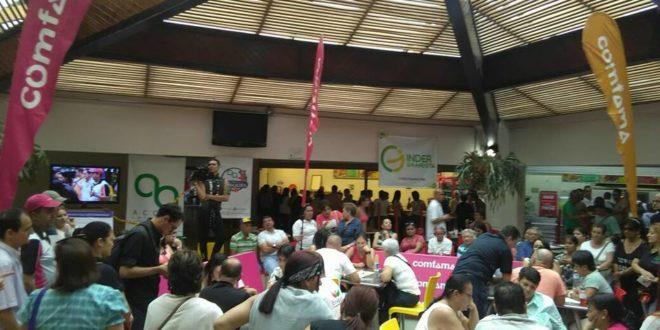 Integración y diversión en Festival de Parqués ACORD Antioquia