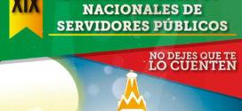 Medellín va por el título a los Juegos Deportivos Nacionales de Servidores Públicos