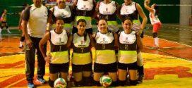 """El fútbol de salón goleó y el voleibol femenino perdió en la """"final adelantada"""""""