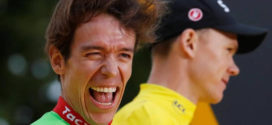 El ciclista Rigoberto Urán es el mejor Deportista del Año en Antioquia