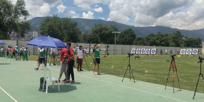 CAMPEONATO NACIONAL JUVENIL DE TIRO CON ARCO MEDELLÍN 2018