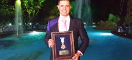 El paisa Diego Londoño fue reconocido con premio Acord Colombia