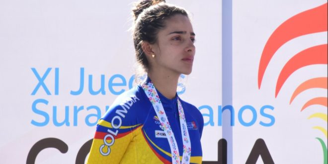 Fabriana Arias es la deportista antioqueña destacada del mes