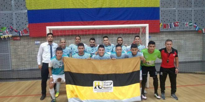 Futsal se quedó con el clásico Bellanita