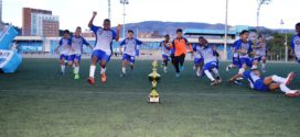 Croacia-Club La Nubia volvió a gritar campeón