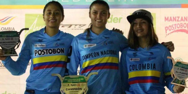 COLOMBIA, CAMPEÓN ABSOLUTO DEL PANAMERICANO DE BMX 2018