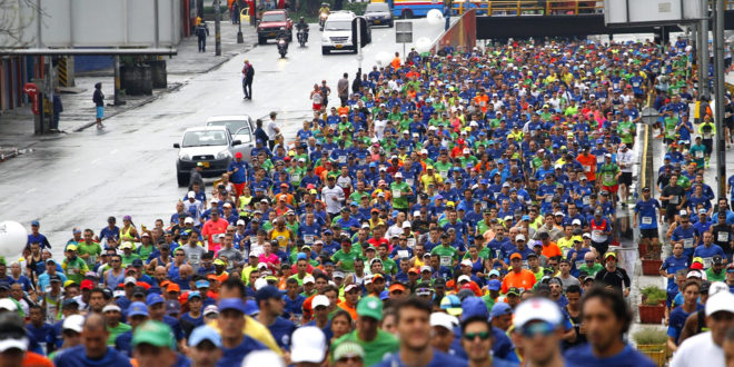Este viernes cierra sus inscripciones ordinarias la Maratón Medellín 2018