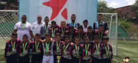 Con éxito se realizó el Zonal Babyfútbol Colanta del Occidente de Antioquia