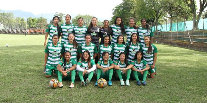 En Pereira Selección Antioquia Prejuvenil Femenina disputará la Fase Final