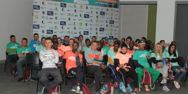 Cuarenta y nueve atletas élite participarán en la Maratón Medellín que se correrá este domingo 16 de septiembre