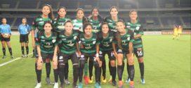 Antioquia venció a Bogotá en la Final Nacional Prejuvenil Femenina