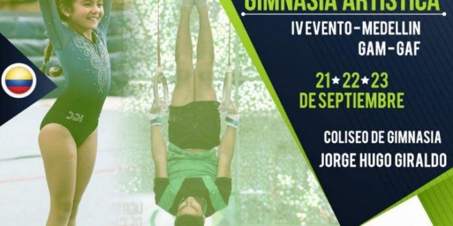 Medellín se prepara para recibir el Campeonato Nacional de Niveles USAG de  Gimnasia Artística