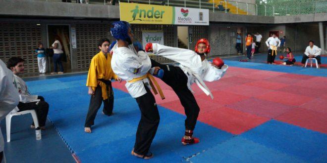 Después de una década, Antioquia volverá a ser sede de un Campeonato Nacional Interligas de Hapkido