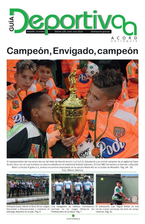 Guía Deportiva - Marzo 2019