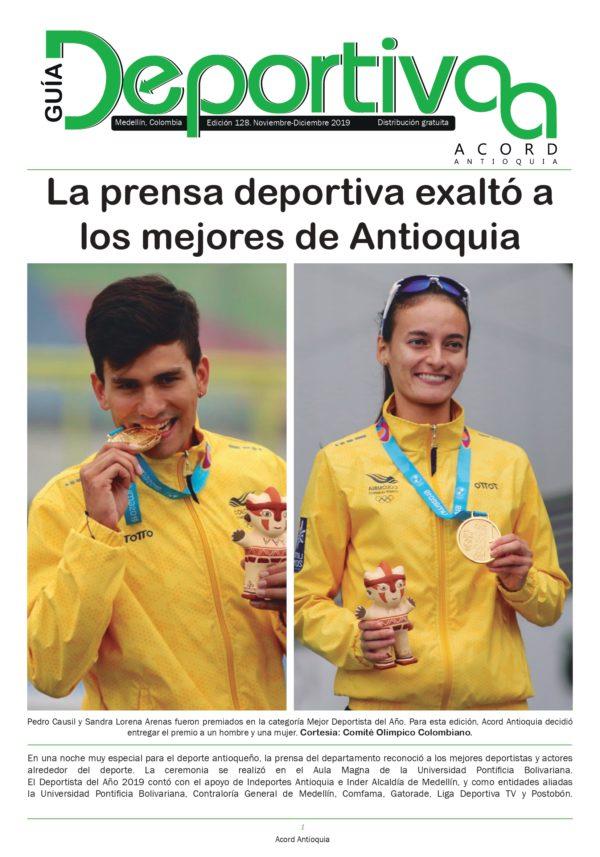 Guía Deportiva - Dciembre 2019